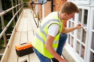Painting Welcome To Croydon Property Maintenance For